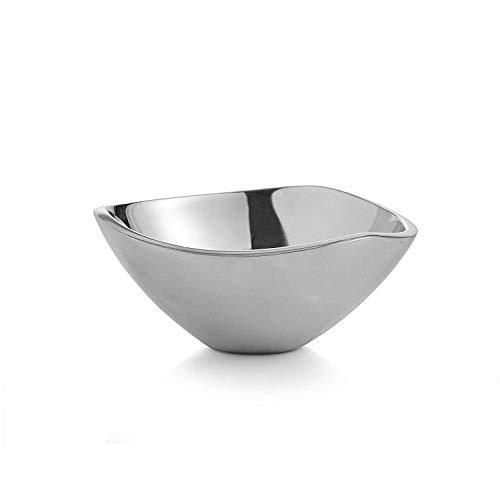 Nambe Tri-Corner Bowl, Mini (Bowl Extra Large Corner)