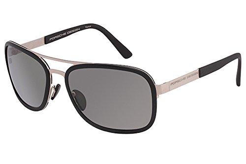 7e38a42623fa PORSCHE DESIGN Sunglasses P 8553 PALE GOLD B P8553 - Buy Online in UAE.