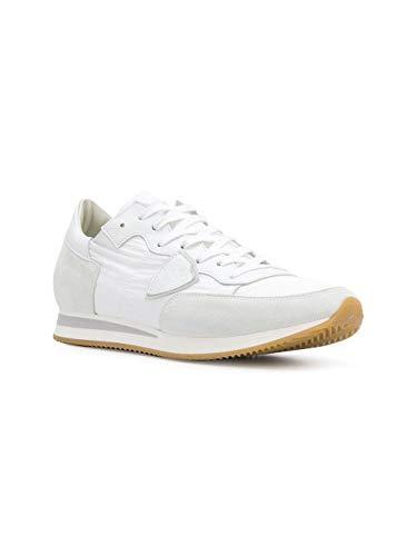 Philippe Sneakers Bianco Trlu1101 Pelle Uomo Model z1nq7vY