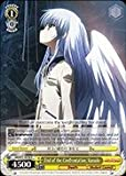 Weiss Schwarz - End of the Confrontation, Kanade - AB/W31-E006 - R (AB/W31-E006) - Angel Beats RE:Edit