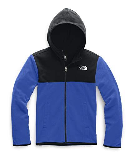 The North Face Boys' Glacier Full Zip Jacket, TNF Blue, Medium