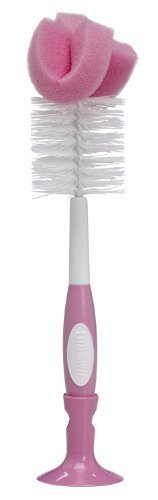 Dr. Brown's Bottle Brush - Color: Pink - 2 Count by Dr. Brown's