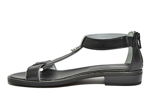 Nero pour noir noir Sandales femme Giardini 4Pzr4