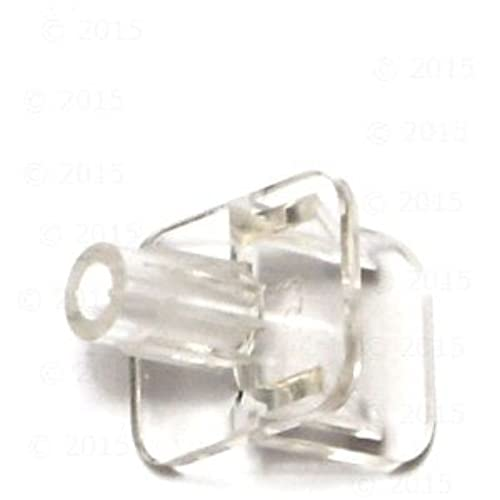 "1/4"" Plastic Shelf Support (15 pieces)"