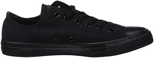 Hi Negro Monochrome Zapatillas Converse All Star unisex Black RZFqqgUWn