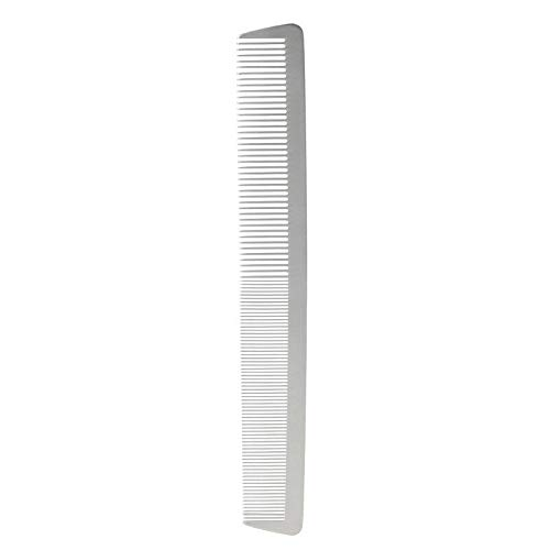 Salon Hair Styling Hairdressing Cutting Barber Stainless Steel Comb Brush (Styles - 4#)