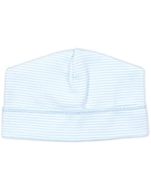 Baby Boy Mini Stripe Essentials Hat Blue