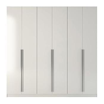 Amazoncom Solid Closet Storage Wardrobe Armoire Cabinet Bedroom