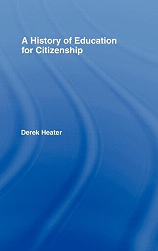 A History Of Education For Citizenship