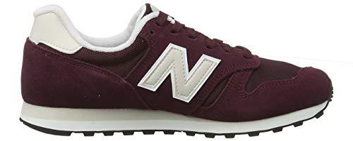 Burgundy Balance Basso burgundy Rosso Collo 373 A Donna Sneaker New AwdPzqz
