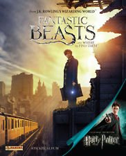 Fantastic Beasts & Where to Find Them (Wizarding World) Sticker Album