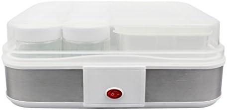 Leogreen - Yogurtera, Máquina para Yogur Natural y Saludable ...