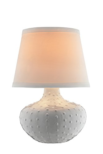 Small Ceramic Table Lamp (Catalina 18411-006 Dolce 12