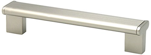 TOPEX HARDWARE 8-105801603535 TOPEX HARDWARE 8-105801603535 Wide Appliance Pull, 160mm, Satin Nickel, 160mm, Satin Nickel