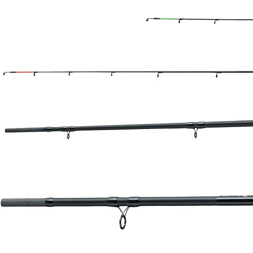 FLADEN XTRA FLEXX - (3.0m/10ft) 3 Piece Basalt Extra Heavy Lift - FEEDER...