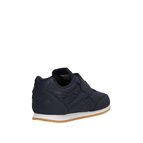 Reebok CN1348 Sneaker Niños Azul (Micro  /  Collegiate Navy 000)