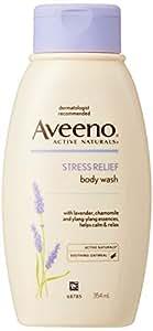 Aveeno Stress Relief Wash, 354ml
