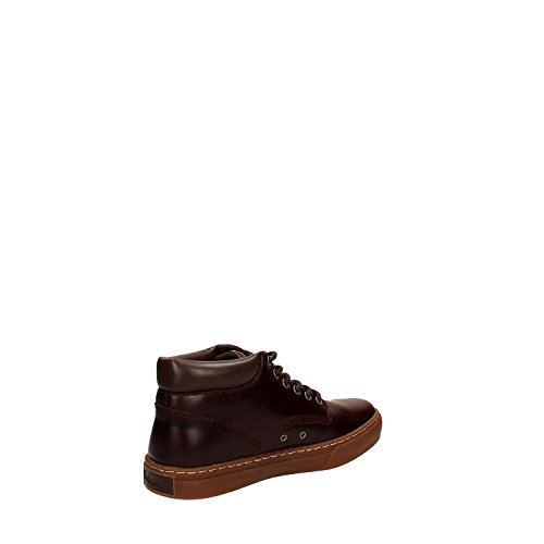 Timberland Mens Adventure 2.0 Cupsole Leather Boots Brown