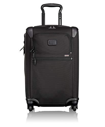 TUMI - Alpha 2 - 4 Wheeled Expandable International Carry-On Luggage - Black