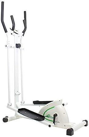 Riscko Wonduu Bicicleta Elíptica Bel-01 Blanco: Amazon.es ...