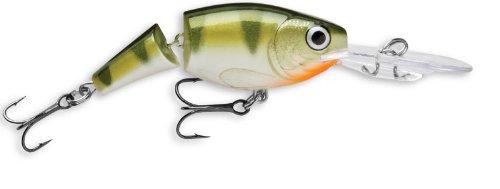 Rapala Jointed Shad Rap 04 Fishing lure, 1.5-Inch, Yellow Perch