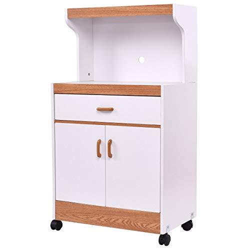 Amazon.com: Accent Home - Carro de cocina enrollable para ...