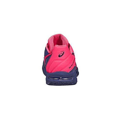 Asics Gel-Challenger 10, Chaussures de Tennis Femme BLEU ROSE