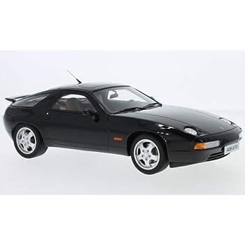 Porsche 928 GTS, Black, 0, Model Car,, GT Spirit 1:18
