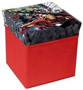Marvel Los Vengadores Caja de Juguetes, Los Vengadores Caja de ...