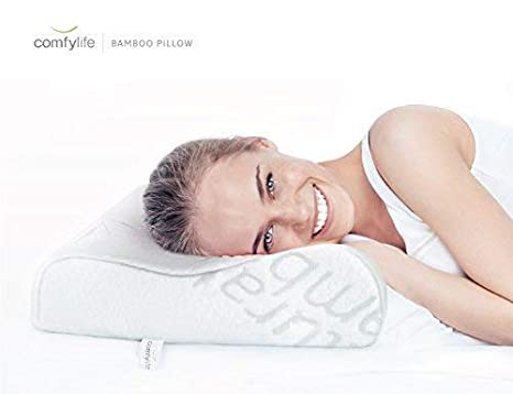Contour Bed Pillow for Neck Pain