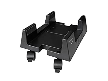 Ewent EW1290 - Soporte (Cart CPU Holder, Escritorio, 8 kg, Negro, ABS sintéticos, Horizontal): Amazon.es: Informática