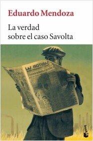 La verdad sobre el caso Savolta par Clavel lledo
