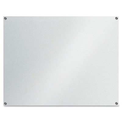 Lorell Glass Dry-Erase Board, 48''x36'', Frost (LLR52502) by Lorell