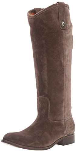 FRYE Damen Melissa Button Boot Elefant-77173