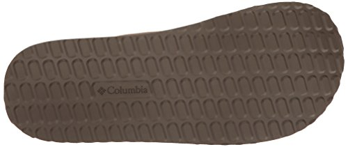Flip Brown Brown para Hombre Sorrento Marrón Otter Columbia 202 Chanclas Leather Dark q4UwWA1