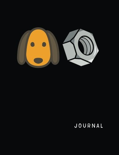 Download Journal: Dog Nut, Blank Sketchbook For Kids (Sketch, Draw and Doodle) pdf epub
