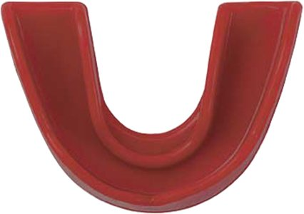 Cardinal Multi-Sport Double Impression Mouthguard Strapless (Soccer, Basketball, Baseball, Softball)