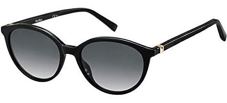 Gafas de Sol Max Mara MM HINGE III BLACK/GREY SHADED mujer ...