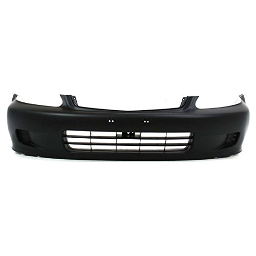 99-00 Civic Front Bumper Cover Facial Assembly Primed HO1000184 04711S01A01ZZ