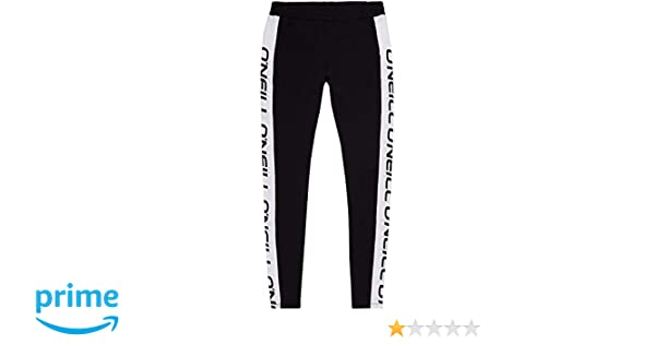 ONeill LW Loving The Jogging Pantalón Chándal, Mujer, Black out ...