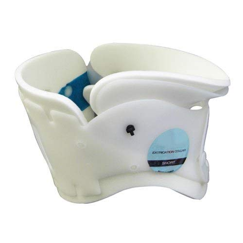 LINE2design Extrication Collar - Neck Support Adjustable Immobilization Cervical Collars - Infant - Pack of 2