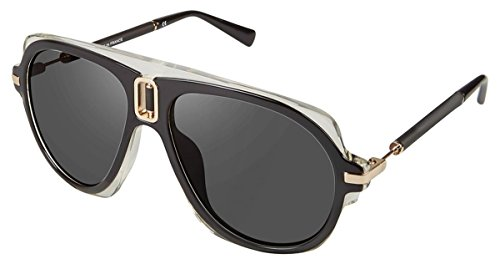 BALMAIN Sunglasses 8093 C01 Black - Mens Balmain Sunglasses