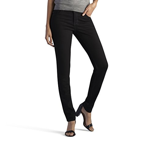 Mujer Moderno Lee Fit Skinny Jean Series Negro Dream Fe Midrise Pqqy6d
