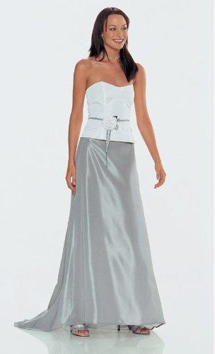 burda Schnittmuster 8467 Zweiteiliges Abendkleid mit Korsage: Amazon ...