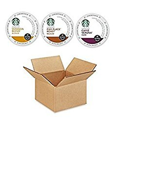 Starbucks Coffee K-Cups for Keurig Brewer 30 Piece Variety Pack - smallkitchenideas.us