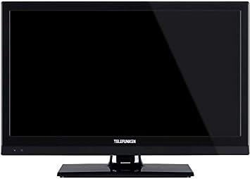 Telefunken televisor LED (51 cm/20 Pulgadas, HD, sintonizador Triple) 200 Hz DVB-T2 HD/S2/C2: Amazon.es: Electrónica