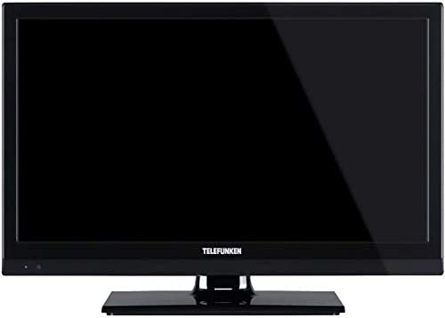 Telefunken televisor LED (51 cm/20 Pulgadas, HD, sintonizador ...