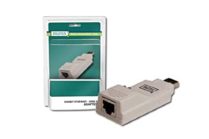 DIGITUS USB ETHERNET TREIBER