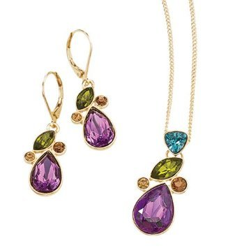 Avon Jewel - Beautiful Jewel Tone Gift Set