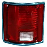 TYC 11-1283-69 Chevrolet/GMC Driver Side Replacement Tail Light Assembly
